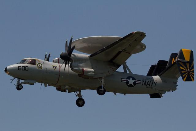 U.S.NAVY E-2C
