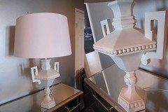 "4085 WHITE GLAM BAROQUE LAMP • <a style=""font-size:0.8em;"" href=""http://www.flickr.com/photos/43749930@N04/5744261974/"" target=""_blank"">View on Flickr</a>"