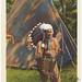 Chief Standing Deer - Cherokee Indian Reservation, North Carolina