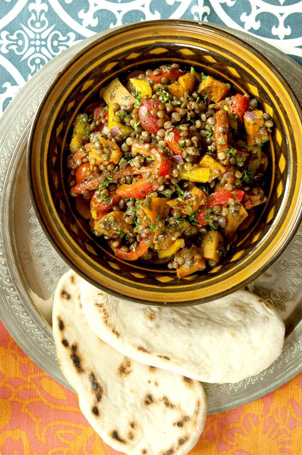 Meat-Free Monday: Legumes.