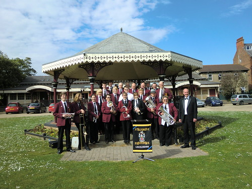 Alford Silver Band - Tower Gardens