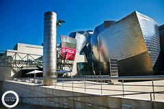 Bilbao180808_03 (Dominkab) Tags: museum spain bilbao guggenheim