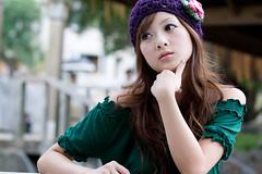 (swanky) Tags: portrait people woman cute girl beautiful beauty canon asian eos md model women asia pretty capa taiwan babe belle taipei   taiwanese 2007   30d  beitou      mikako  photoimage     mikako1984 20071014capa