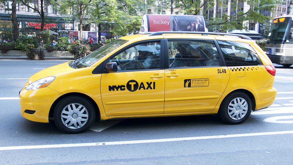 New Taxi Design Clear
