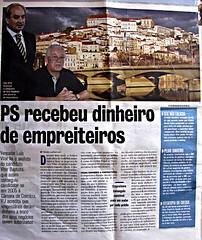 PS recebe dinheiro de empreiteiros - 1