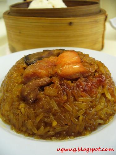Glutinous Rice (Lo Mah Kai)