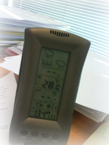 A/C in the Office