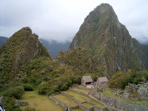 Machu Picchu, Cusco, Perú - Dic-2004