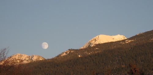 Moon Over Whistler