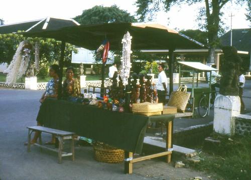 Den Pasar, Bali, Indonesia, 1967