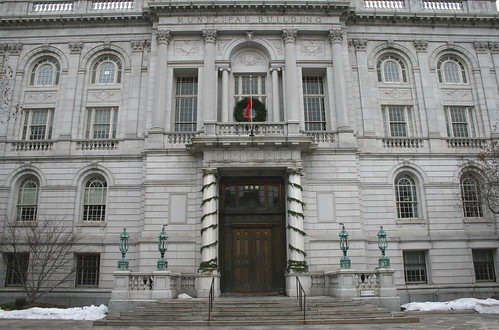 Hartford Municipal Building. Photo by H Brandon