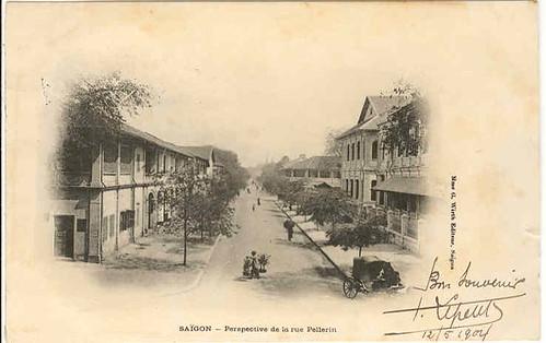 PellerinStreet 1904 (Pastuer) by anhwaden.