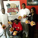 RICK ROSS FRANK GORE HIP HOP GRUB SPOT CO-FOUNDERS THOMAS BISHOP, NELSON MOREL, ALEXANDER BLUCHER, AND MIRIAM CHERY! HIP HOP YOUTH ENTREPRENEURS!!!WE THE BEST! WHO? WE!