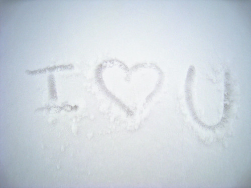 Snowy Valentine 2
