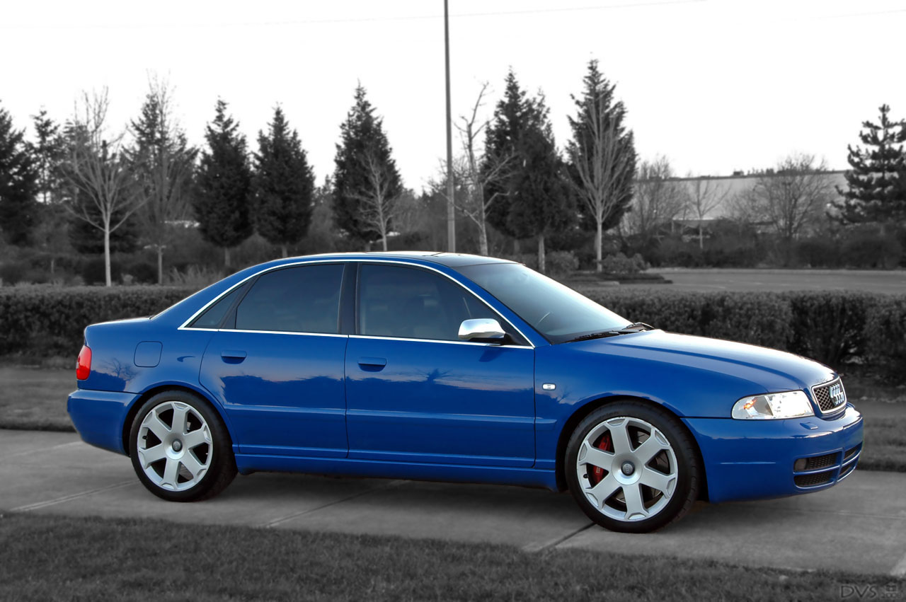 B5 S With B6 S4 Wheels Pic Request