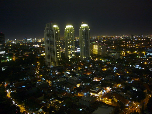 Jakarta Night View