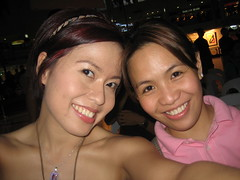 With Tita Mags