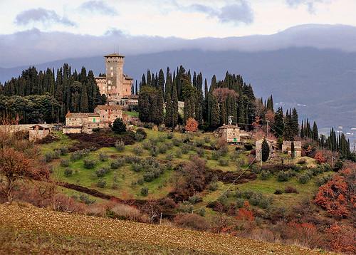 Medici's Homeland: Castle of Trebbio da Firenzesca [Game Over].