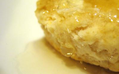 Good Eats 'n Sweet Treats: TWD: Pecan Sour Cream Biscuits
