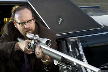 Paul Giamatti in Shoot 'Em Up