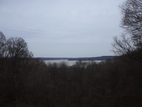 Lake Monroe, from Shady Side Dr.