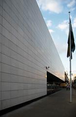 Comisaria Sevilla (hansbrinker) Tags: city espaa architecture sevilla arquitectura ciudad andalucia policia comisaria