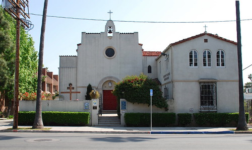 St Mary of the Angels Church