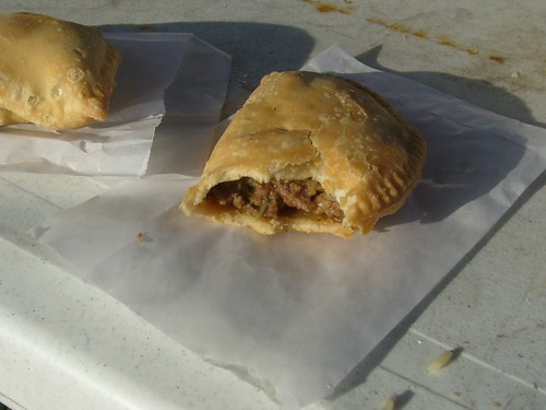 Natchitoches Spicy Meat Pie