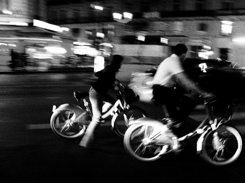 Paris Bike Culture - Cycling Sociably