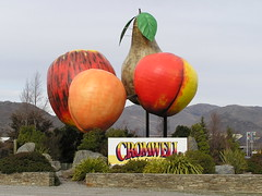 Where Giants Eat Fruit: Cromwell