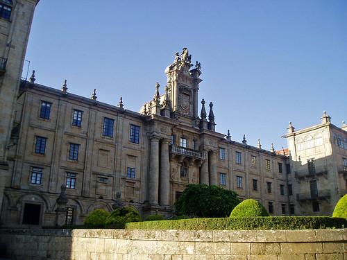 Santiago de Compostela por Uselio.