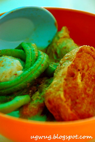 Stuffed Vegetables Yong Tow Foo