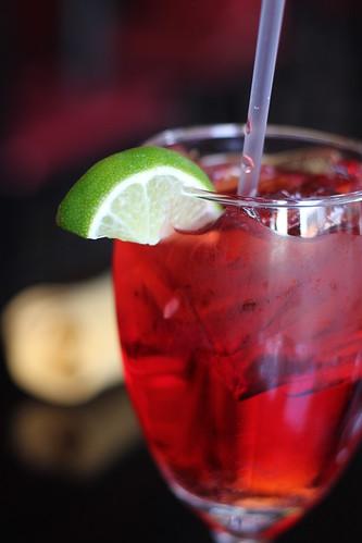 Cranberry Juice/sprite