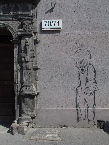 Geriatric streetart