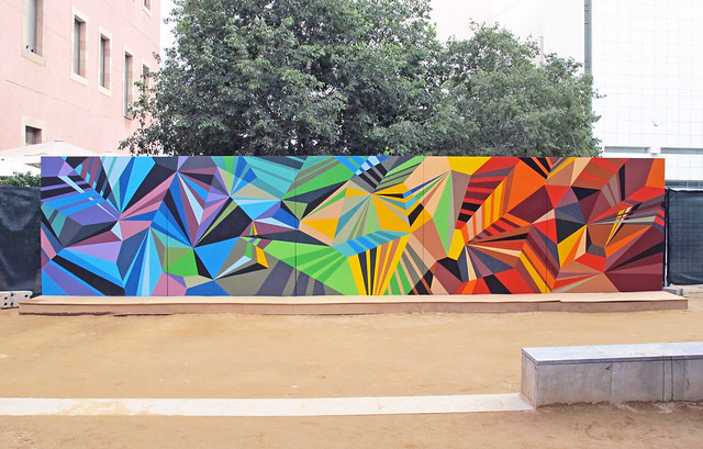 MWM X OFFF Festival Mural : Frío Y Caliente.