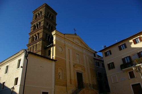 San Paolo campanile