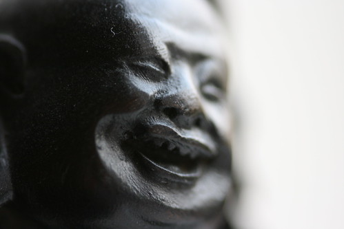 Laughing Buddha - Face