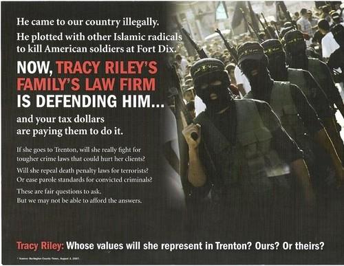 Terrorist Mailer in LD-8