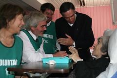 Junto a Agust�n Moreira y Claudio Orrego