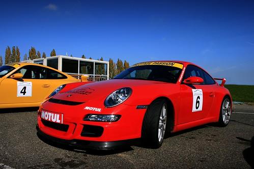 Porsche 997, again