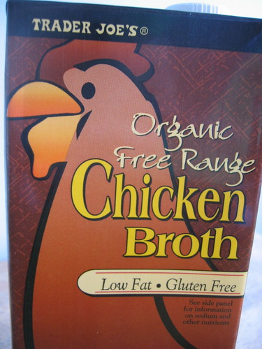 Trader Joe's Gluten-Free Chicken Broth