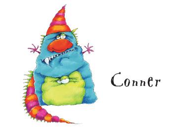 conner cartoon