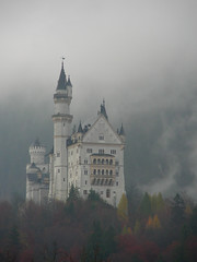 Schloss Neuschwanstein (So Cal Metro) Tags: alps castle germany bavaria neuschwanstein schloss allgäu schwangau kingludwig kingludwigii