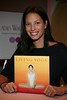 Christy Turlington Signing Her Book   Living Yoga