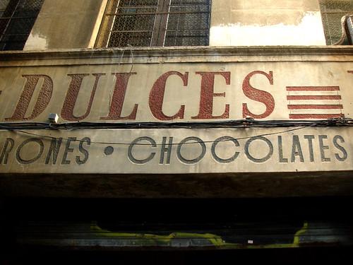 Dulces Chocolates