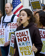Rally - Say No to Coal Power Plants