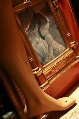 sacro e profano (jeremydinazareth) Tags: quadro sanlorenzo piede gesu sacroeprofano altraroma