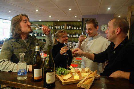 Les bars à la mode: les bars à vin
