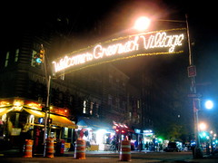 Welcome to Greenwich Village by M.V. Jantzen, on Flickr