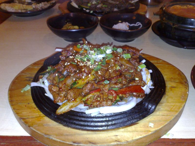 Spicy Pork